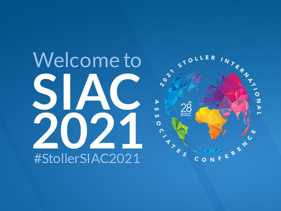 WELCOME STOLLER SIAC 2021